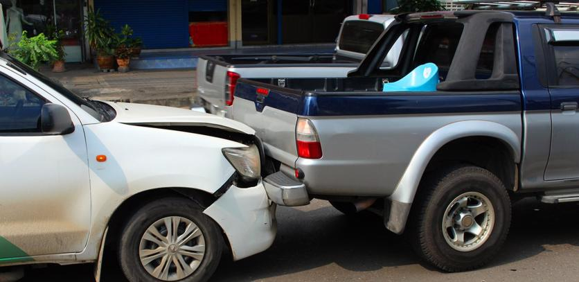 A rear-end car accident in Albany, GA>